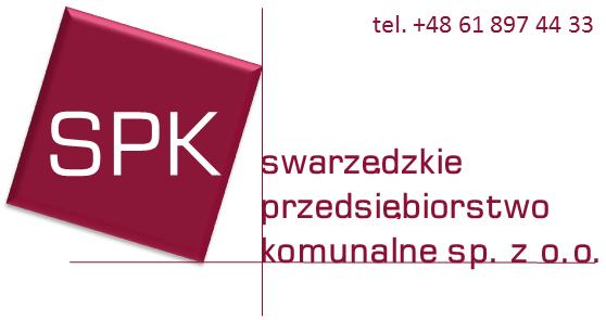 Swarzędzkie Przedsiębiorstwo Komunalne So. z o.o.